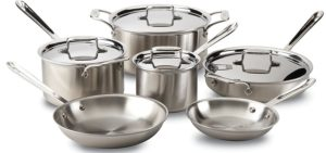 stainless steel cookware reviews