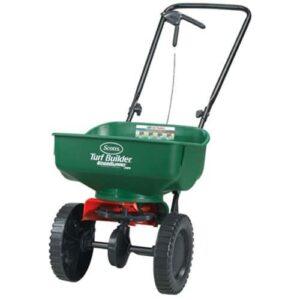 best fertilizer spreader