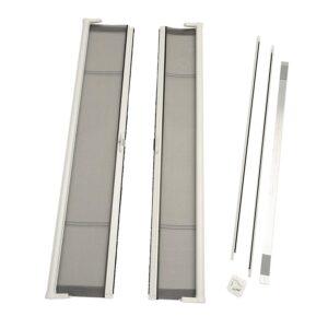 rectractable screen doors