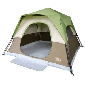 Timber Ridge 6-Person Family Camping Tent