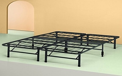 7 Best Bed Frames for Heavy Person Reviews 2019