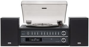 all in one record player reviews