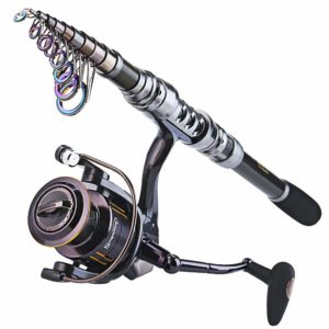 telecopic fishing rod reviews