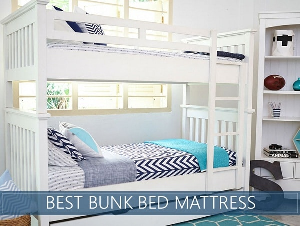 7 Best Mattresses For Bunk Beds Reviews And Buying Guide 2019