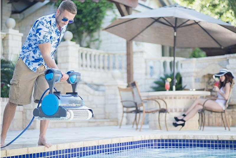 8 Best Automatic Pool Cleaner Product Reviews 2019