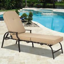 Excellent 8 Best Patio Chaise Lounge Chairs Reviewed Updated 2019 Gmtry Best Dining Table And Chair Ideas Images Gmtryco