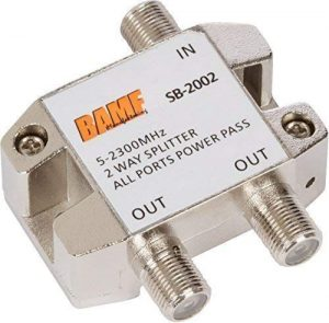 best coax splitter