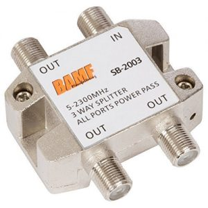 6 Best Coax Splitters Reviews and Guide 2019